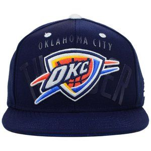 new Adidas 2014 OKC Oklahoma City Thunder Hat